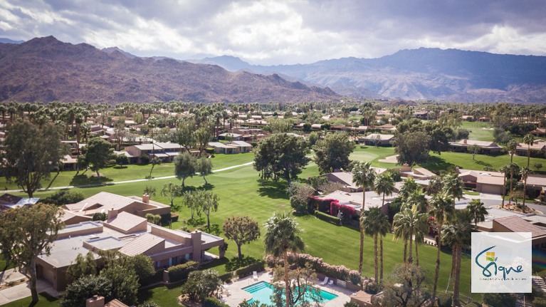 Photo of home for sale in Palm Desert CA