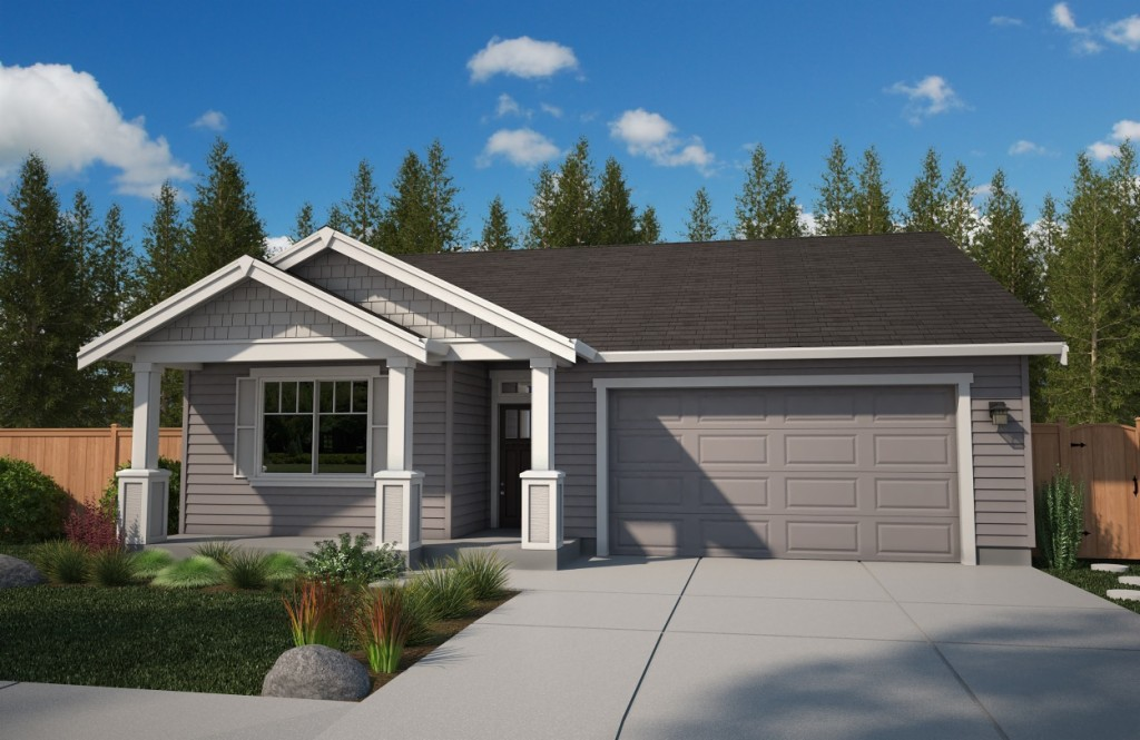 Photo of home for sale at 921 133rd St S, Tacoma WA