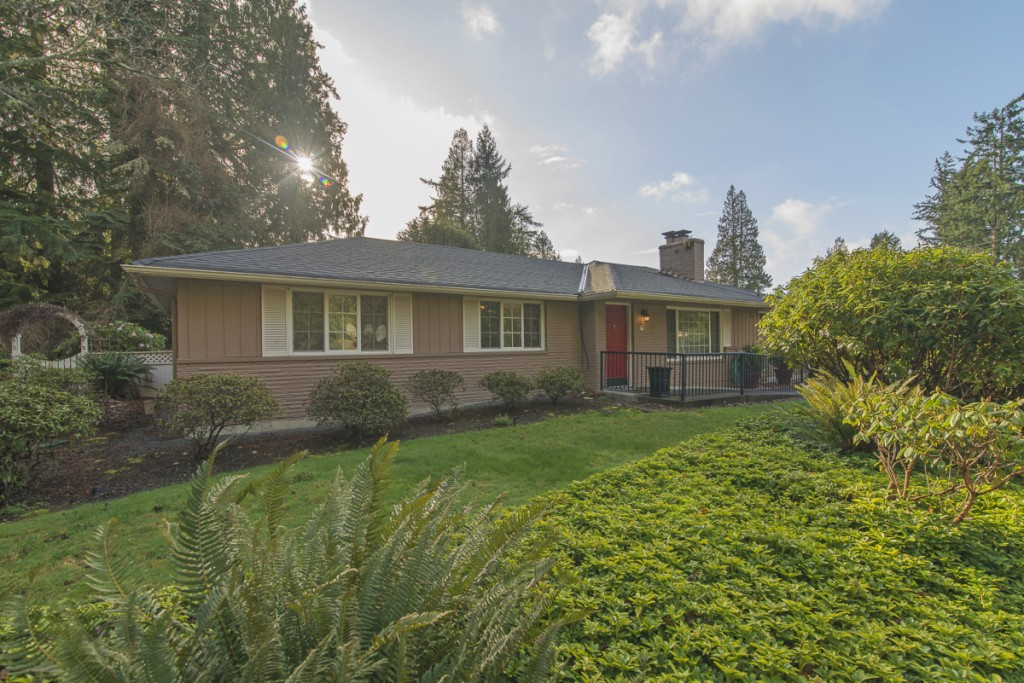 Photo of home for sale at 23609 110th Place W, Woodway WA