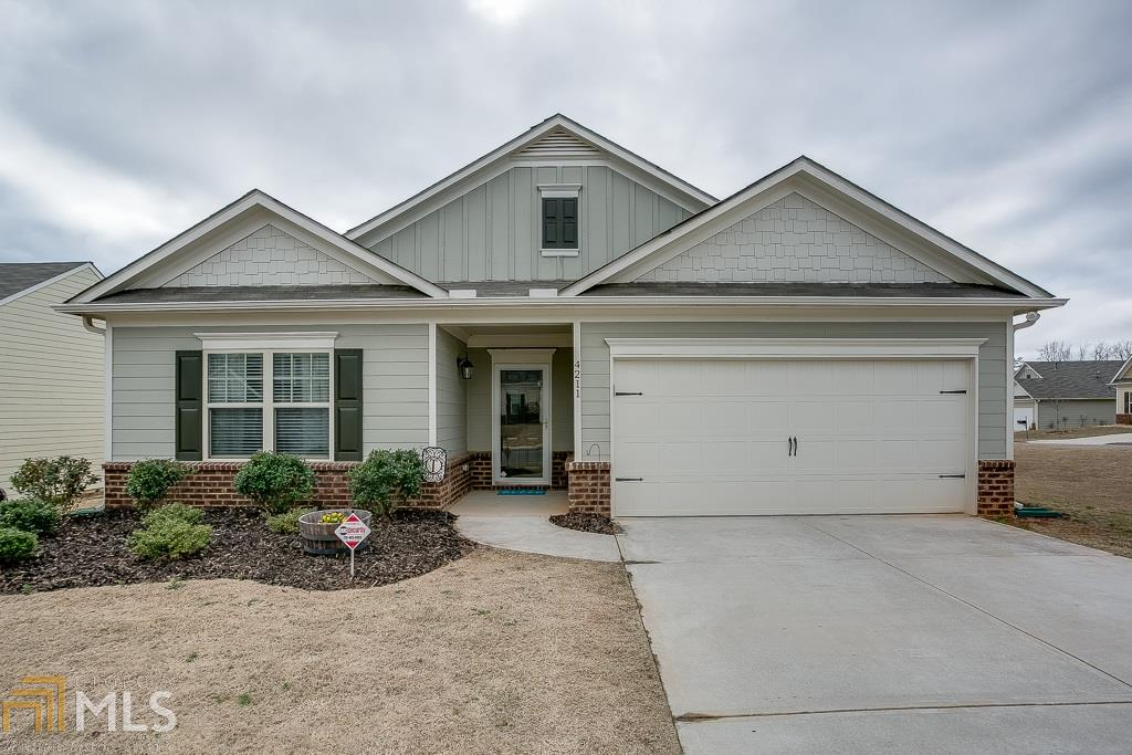 Photo of home for sale at 4211 Swamp Cypress Trl, Gainesville GA