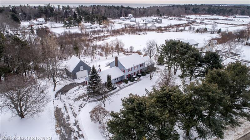 Photo of home for sale at 15 Spurwink Rd, Scarborough ME