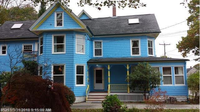 Photo of home for sale at 63 Willard St, South Portland ME