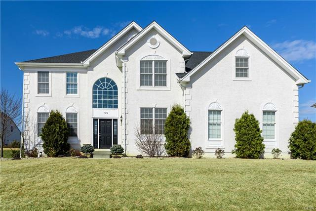 Photo of home for sale at 7373 Green Hill Drive Drive, Lower Macungie Twp PA