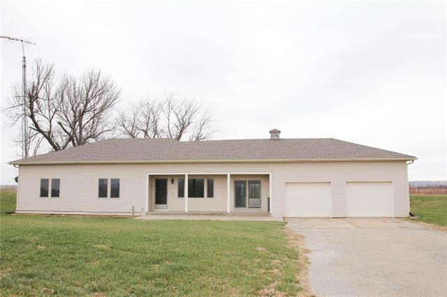 Photo of home for sale at 12718 MO 111 Highway, Craig MO
