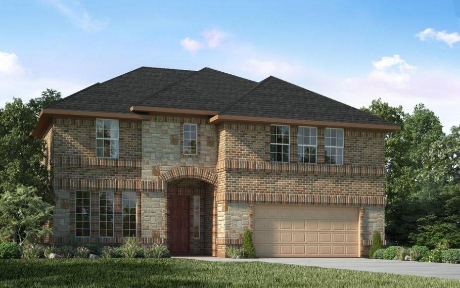 Photo of home for sale at 2065 Brookmont Drive, Conroe TX
