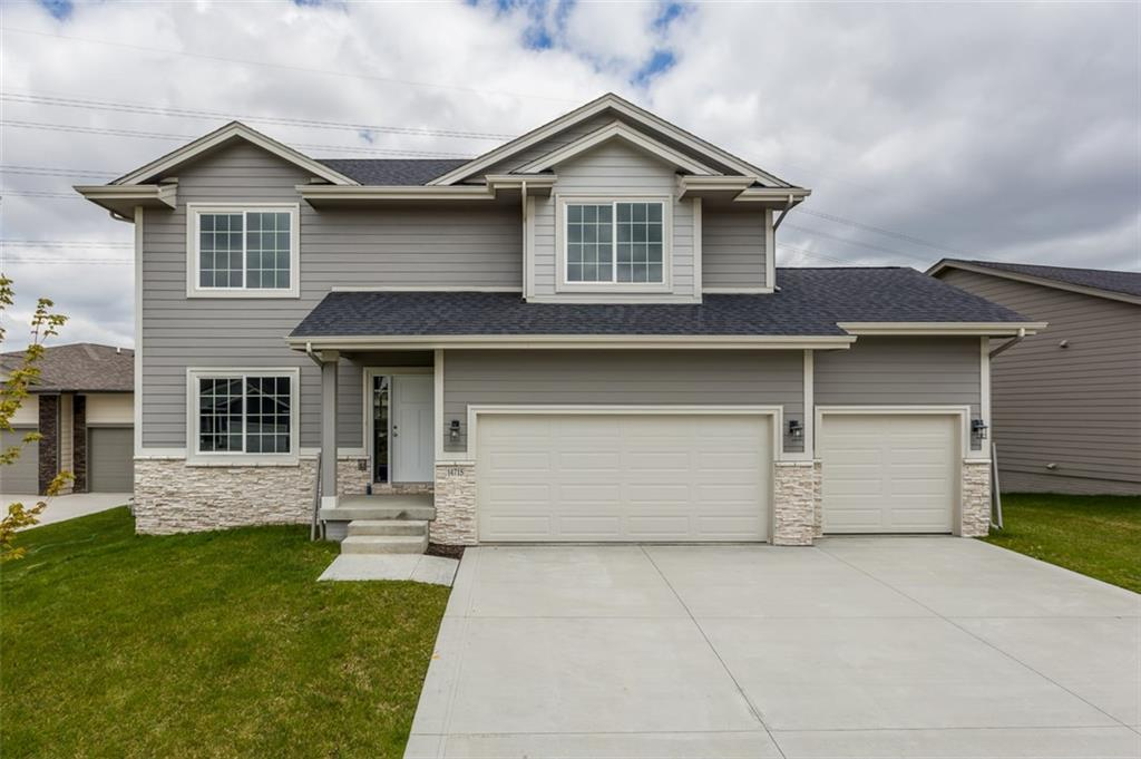 Photo of home for sale at 14715 Bentwood Circle, Urbandale IA