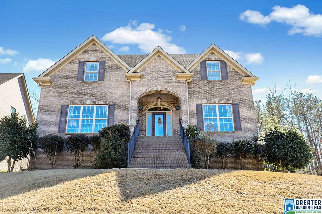 Photo of home for sale at 440 SUNSET LAKE CIR, Chelsea AL
