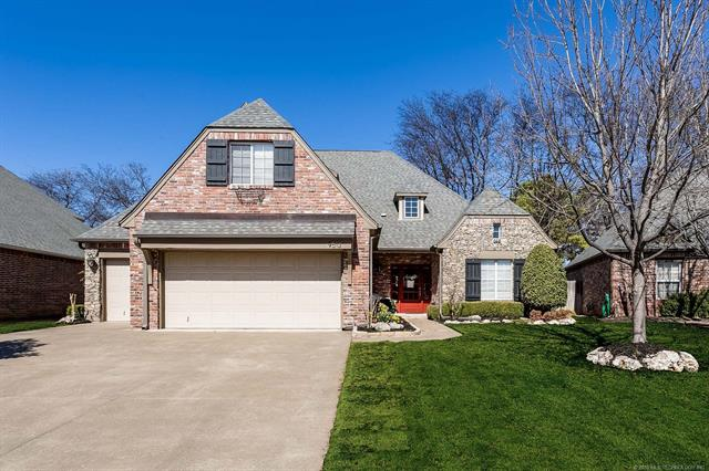 Photo of home for sale at 9513 117th Street E, Bixby OK