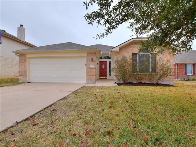 Photo of home for sale at 3009 Hanstrom CT, Hutto TX