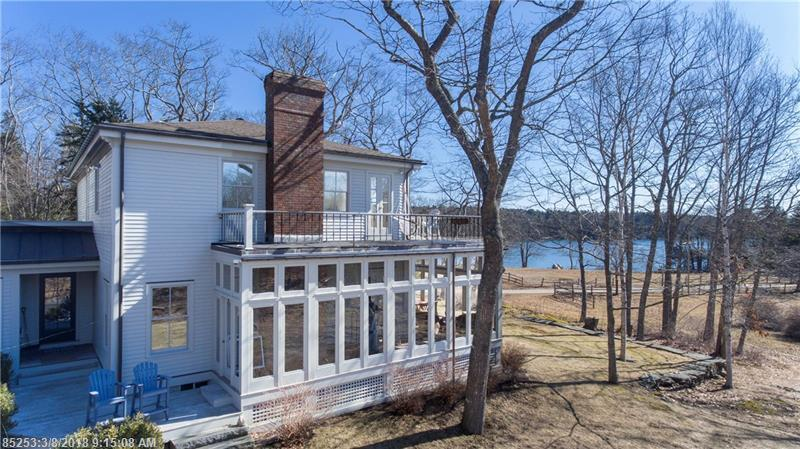 Photo of home for sale at 43 Jones Point Rd, South Bristol ME