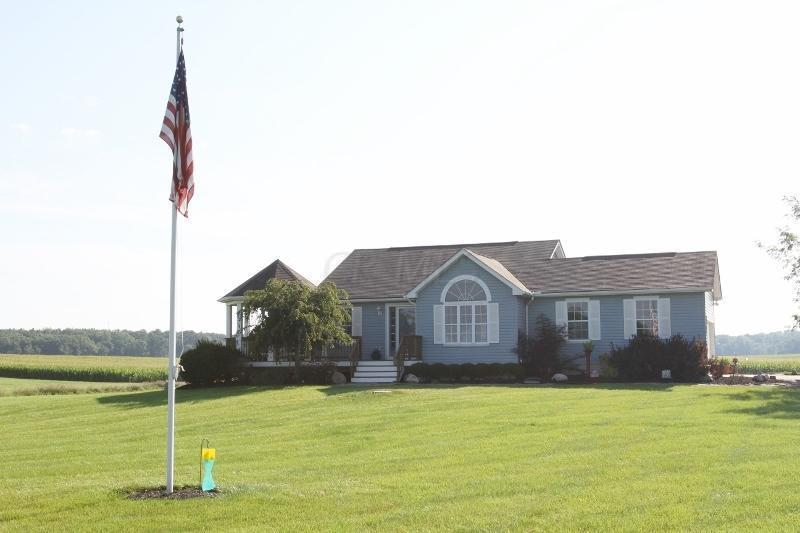 Photo of home for sale in West Mansfield OH