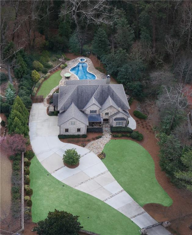 Photo of home for sale in Sandy Springs GA