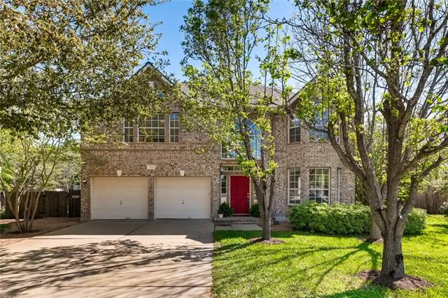 Photo of home for sale at 106 Reinhardt CT, Georgetown TX