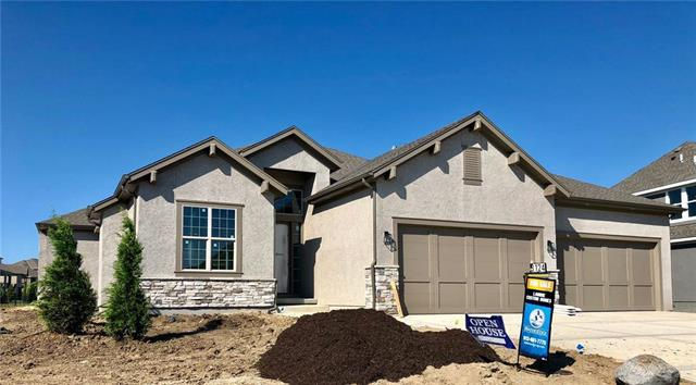 Photo of home for sale at 3124 157th Place W, Overland Park KS