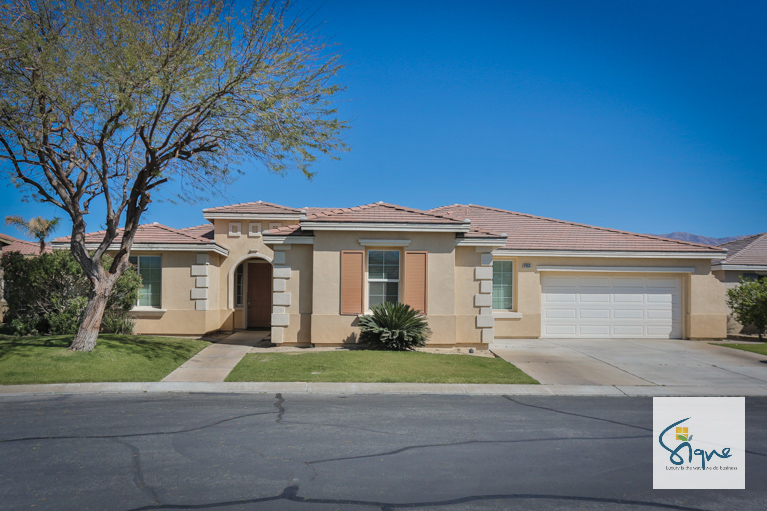 Photo of home for sale in Indio CA