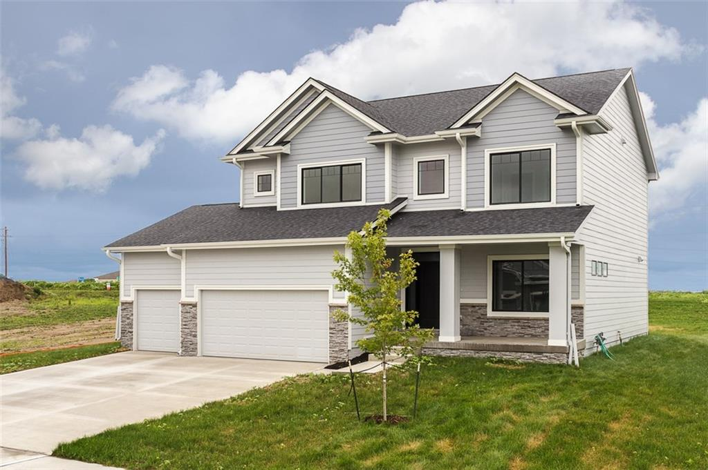 Photo of home for sale at 16419 Deerview Drive, Urbandale IA