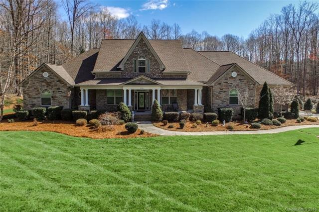 Photo of home for sale at 220 Worthington Drive, Mt Ulla NC