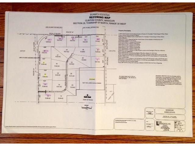 Photo of home for sale at Lot 3 Witt Road NE, Cameron MO