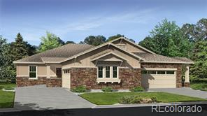 Photo of home for sale at 25070 Phillips Drive E, Aurora CO