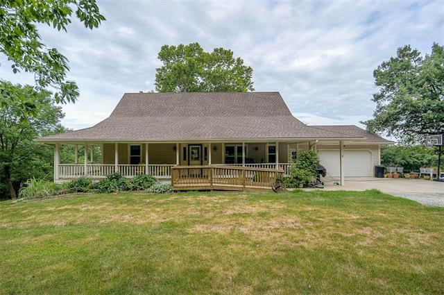 Photo of home for sale at 7196 Snow Drive SE, Holt MO