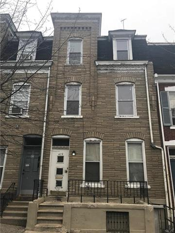 Photo of home for sale at 419 North 9th Street Street North, Allentown City PA