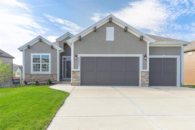 Photo of home for sale at 20841 115th Terrace W, Olathe KS