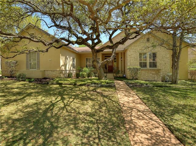 Photo of home for sale at 112 Hill Country DR, Georgetown TX