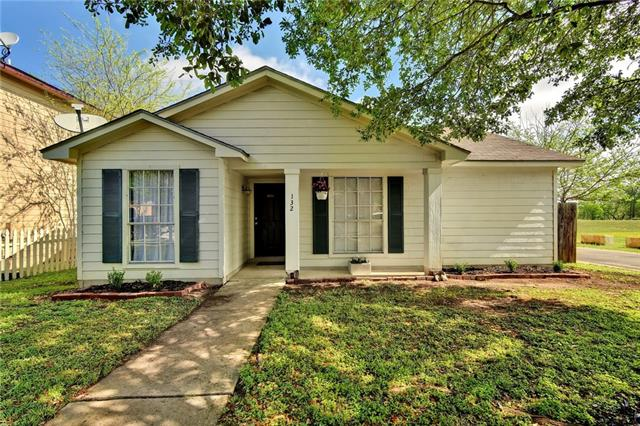 Photo of home for sale at 132 Wild Senna DR, Pflugerville TX