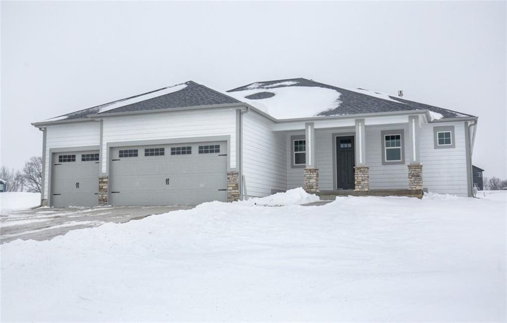 Photo of home for sale at 1126 Silverado Drive, Norwalk IA