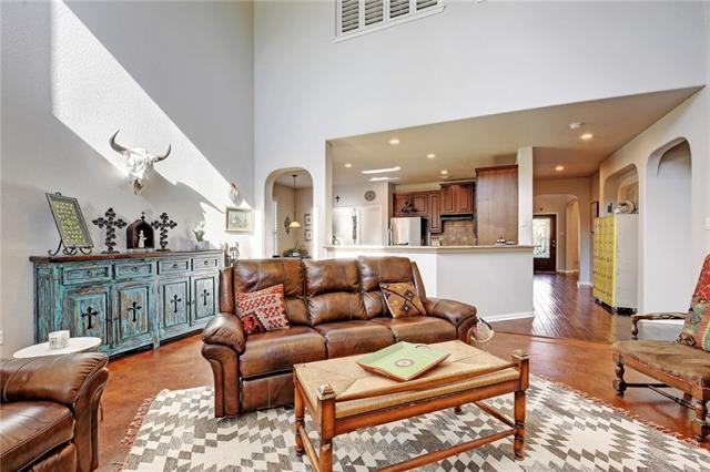 Photo of home for sale at 210 Trinity Hills DR, Austin TX
