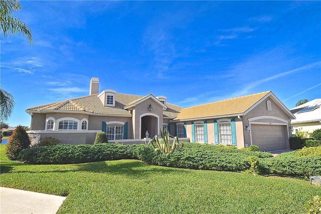 Photo of home for sale at 856 BLUE CRANE DRIVE, Venice FL