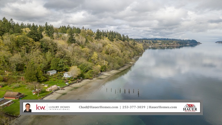 Photo of home for sale at 15007 14th Ave Nw, Gig Harbor WA