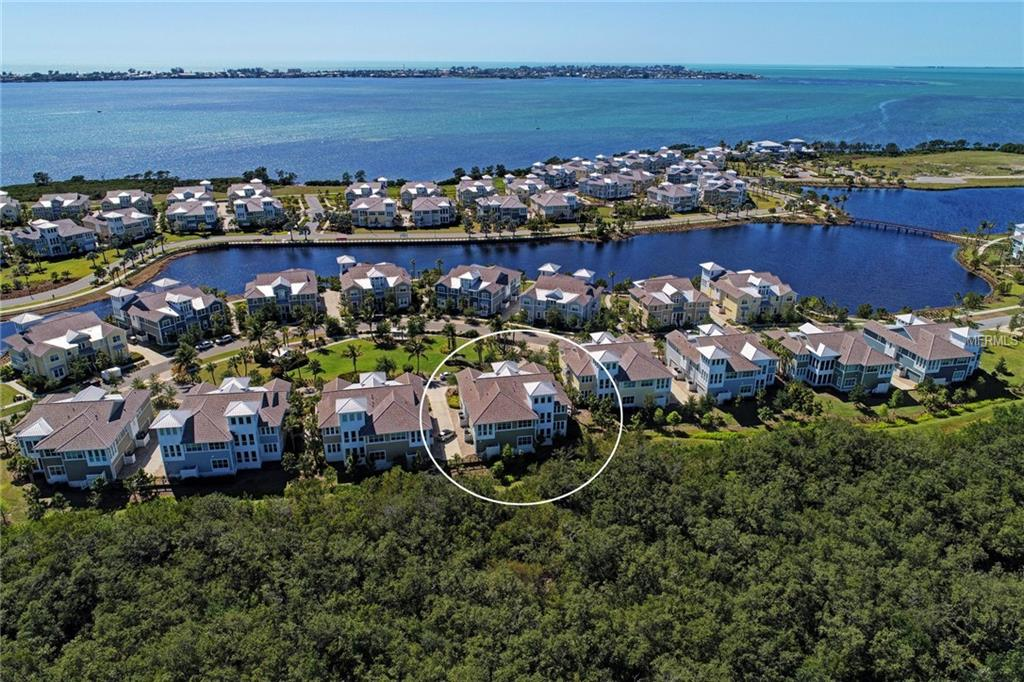 Photo of home for sale at 271 SAPPHIRE LAKE DRIVE, Bradenton FL