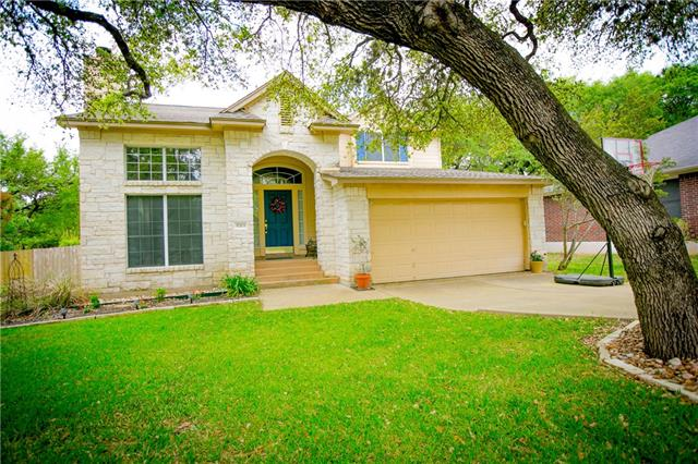 Photo of home for sale at 5703 Pecanwood, Austin TX