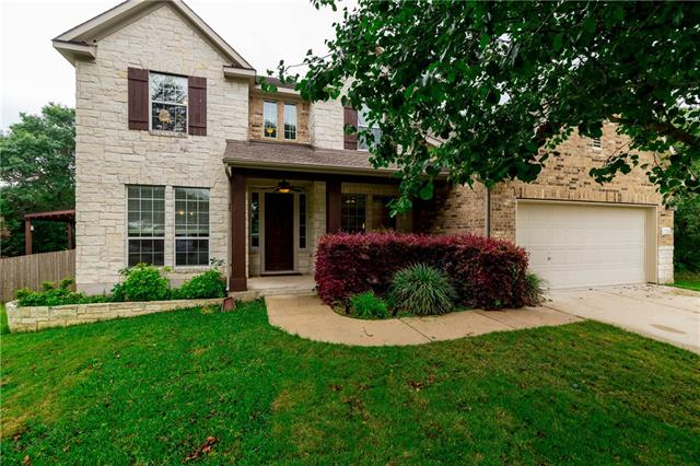Photo of home for sale at 2721 Rosemount CV, Round Rock TX