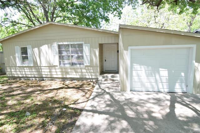 Photo of home for sale at 1402 37th ST S, Temple TX