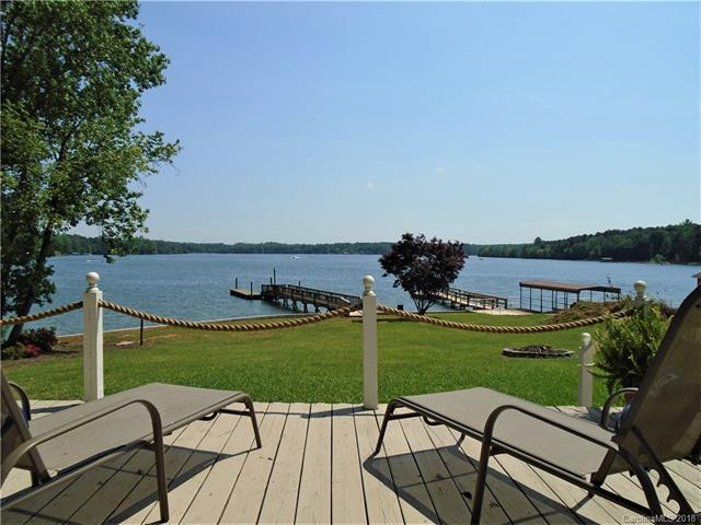 Photo of home for sale at 4281 Harbor Lane, Sherrills Ford NC