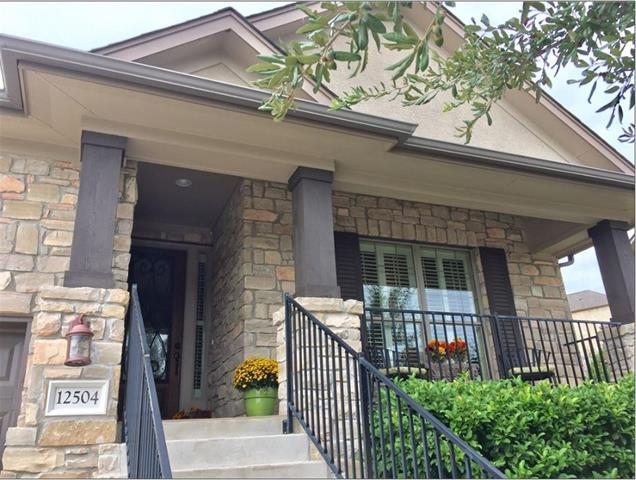 Photo of home for sale at 12504 Tierra Grande TRL, Austin TX
