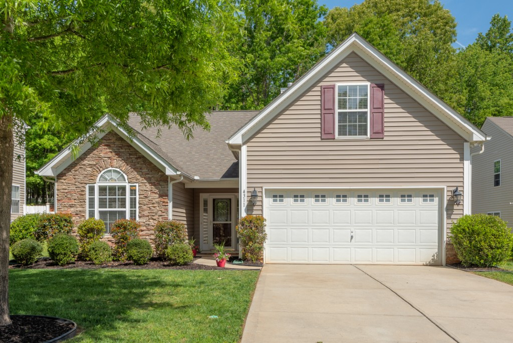 4311 Wiregrass Drive, Indian Land in Lancaster County, SC 29707 Home for Sale
