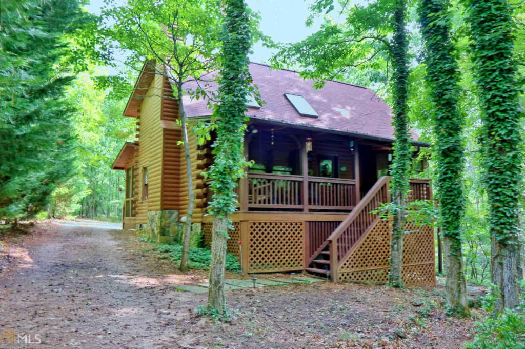 Photo of home for sale at 394 Mountain Springs Rd, Warm Springs GA