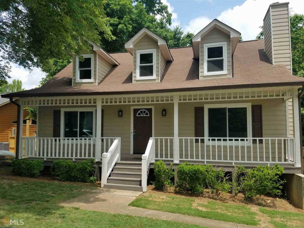 Photo of home for sale at 1169 Maude Way, Lawrenceville GA
