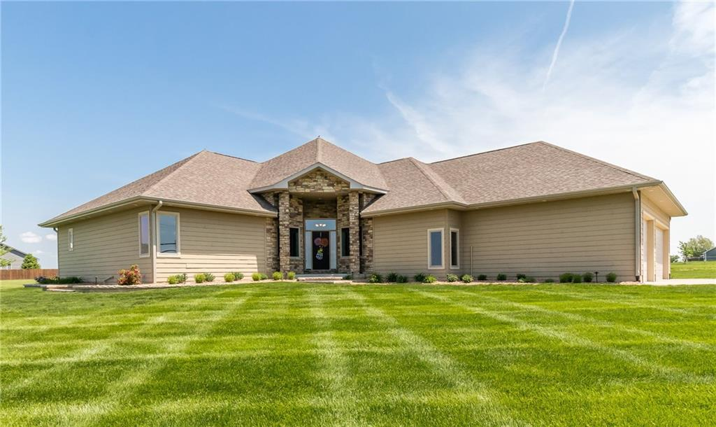 Photo of home for sale at 11648 36th Avenue SE, Runnells IA