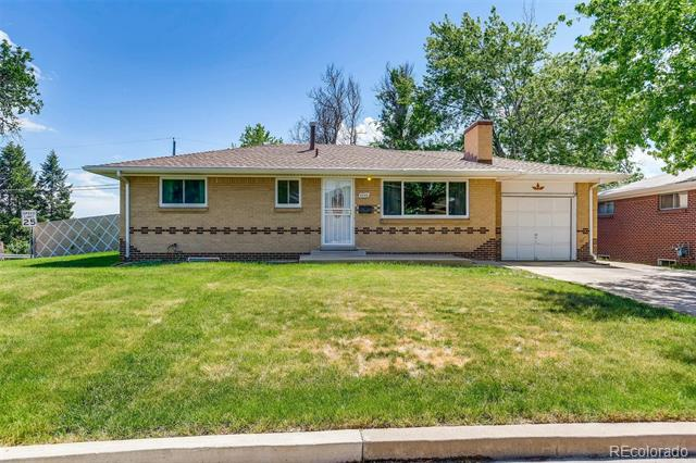 Photo of home for sale at 4240 Shaw Boulevard, Westminster CO