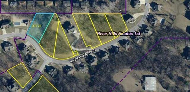 Photo of home for sale at Lot 23 River Hills Drive, Parkville MO