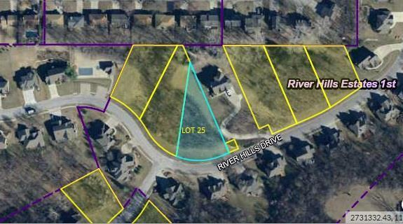 Photo of home for sale at Lot 25 River Hills Drive, Parkville MO