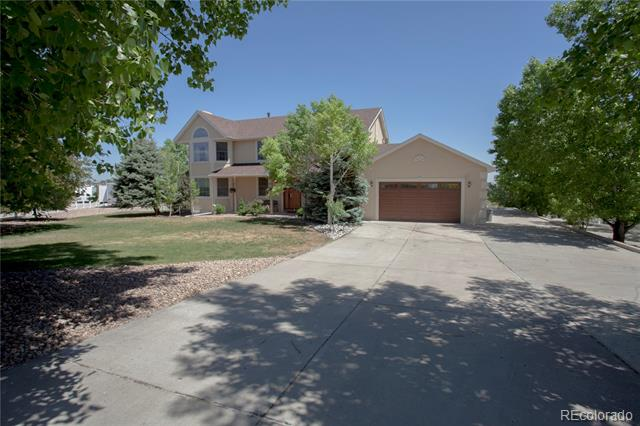Photo of home for sale at 15380 Ironton Street, Brighton CO