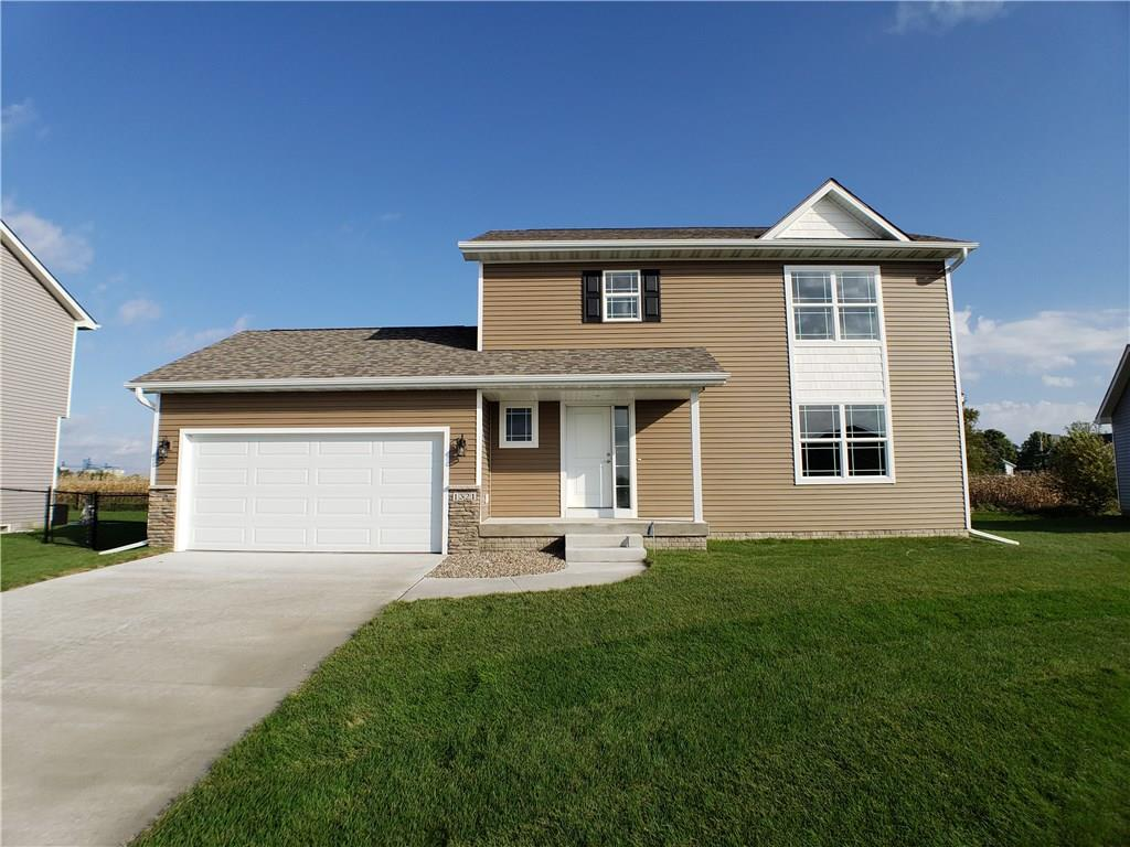 Photo of home for sale at 1321 12th Street SE, Bondurant IA