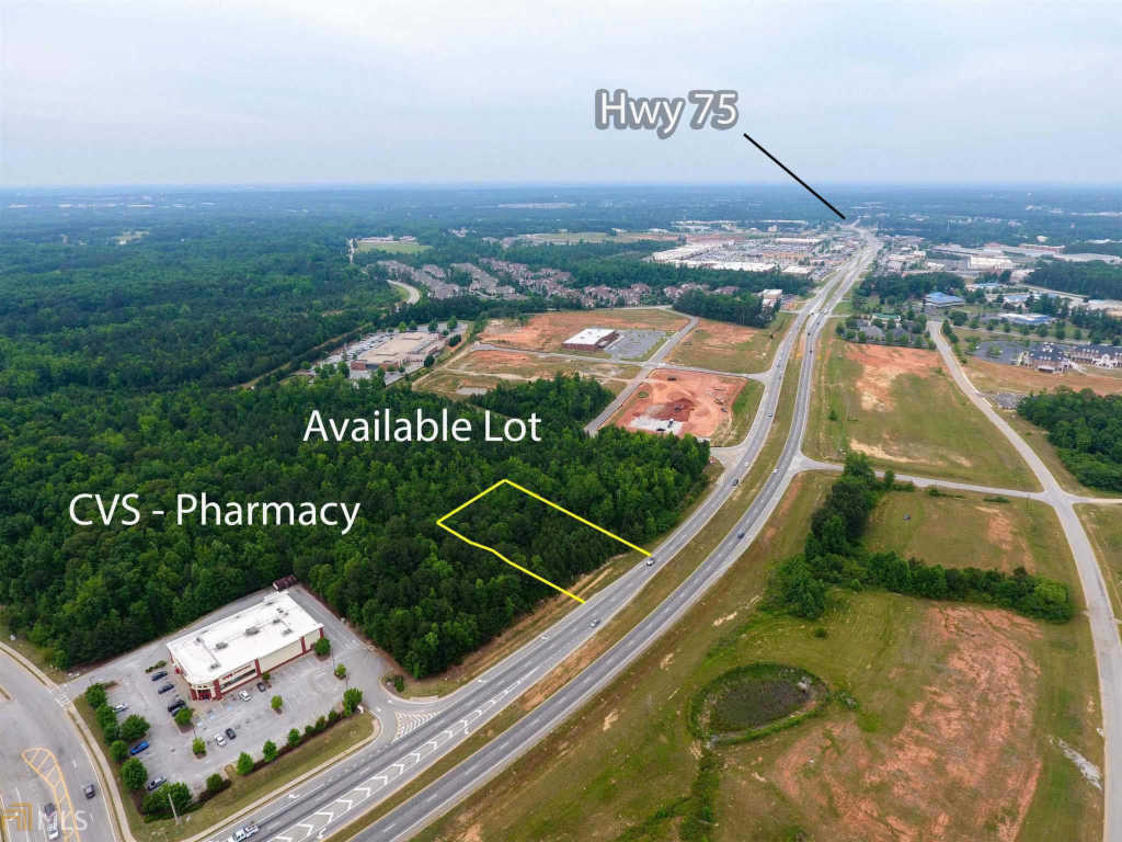 Photo of home for sale at 0 Highway 20, Mcdonough GA