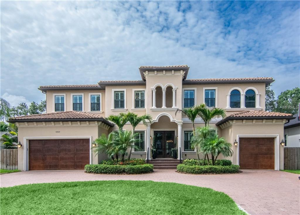 Photo of home for sale at 4418 VASCONIA STREET W, Tampa FL