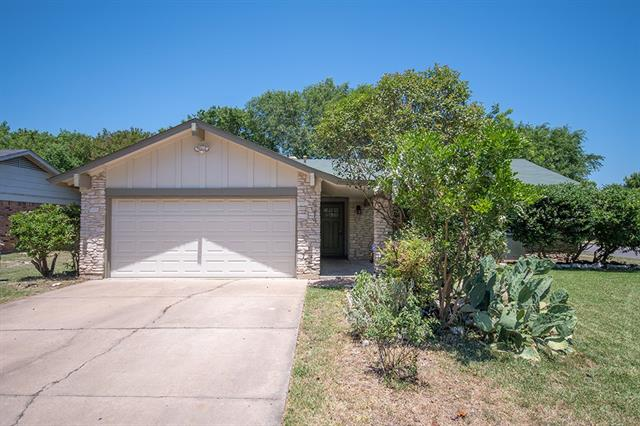 Photo of home for sale at 6214 Blarwood DR, Austin TX